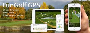 FunGolf GPS 3D, l'application rêvée pour tous les golfeurs.